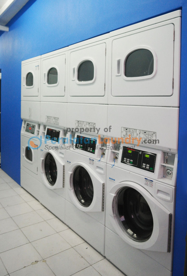 bisnis laundry coin