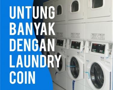 memulai bisnis laundry koin