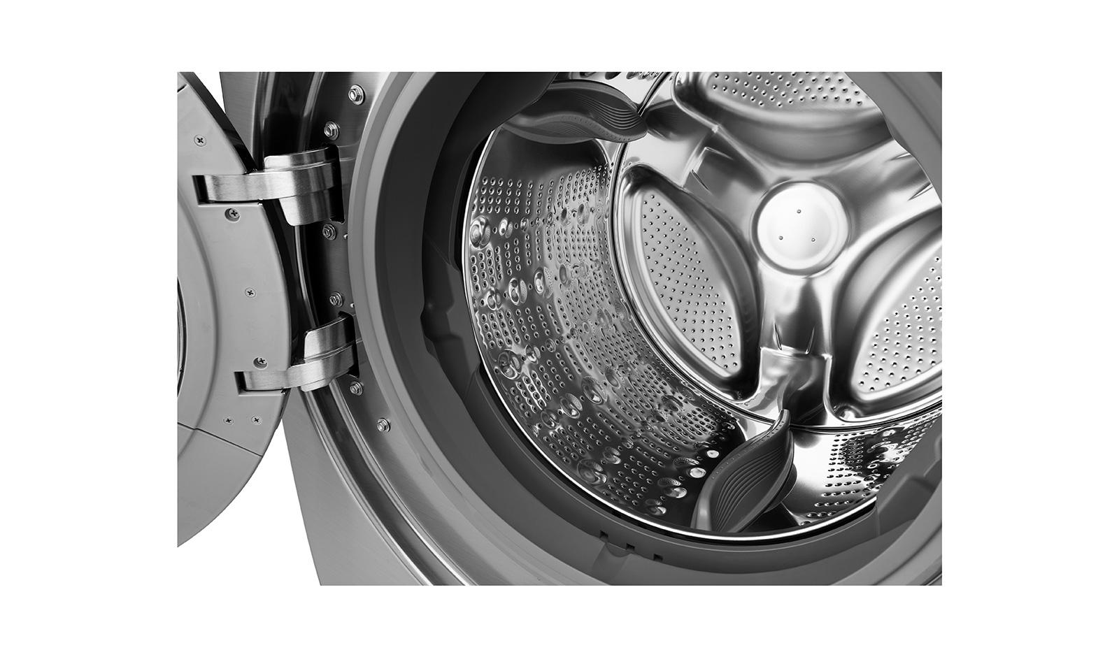 mesin cuci LG frontloading 20kg