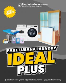 paket laundry ideal plus