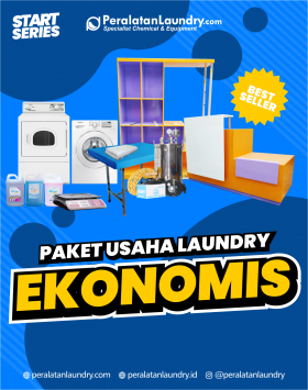 paket laundry ekonomis free ongkir