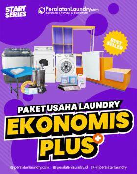 paket usaha laundry kapasitas besar